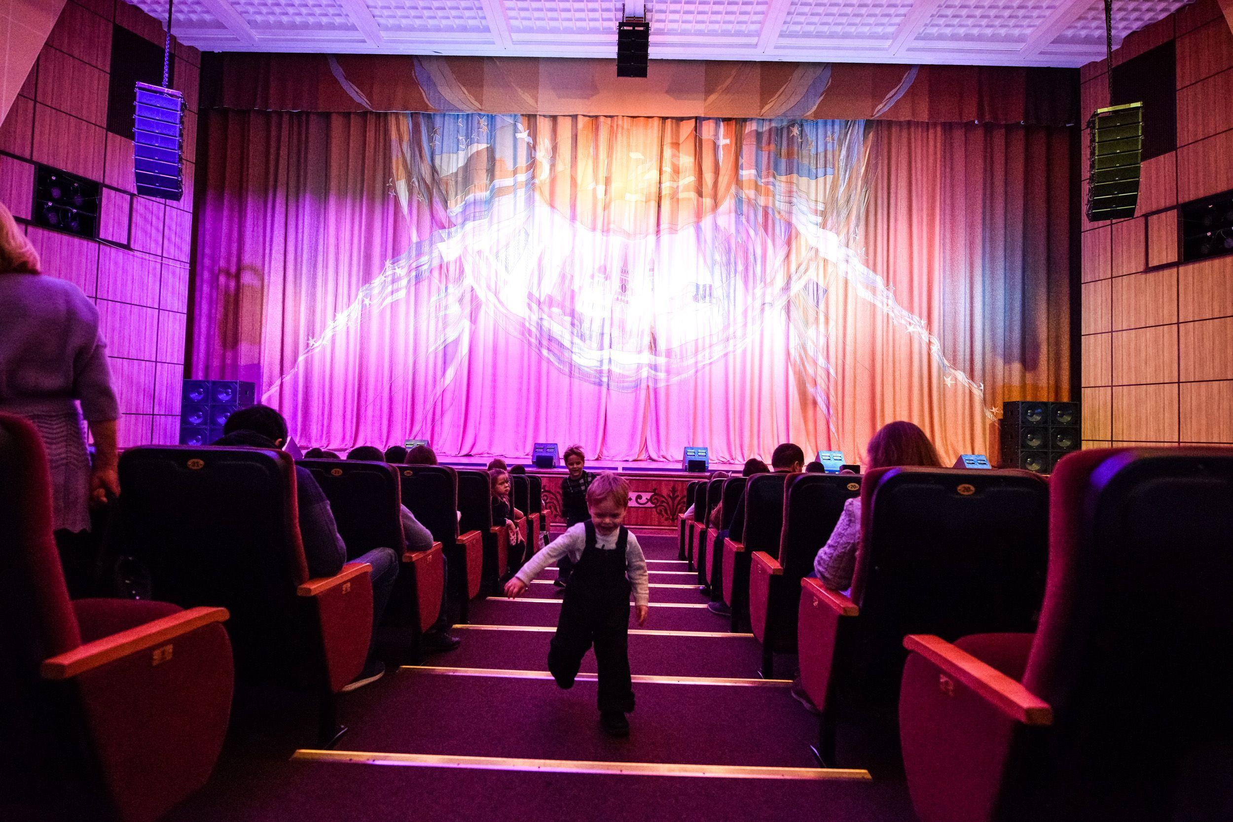 Развлекательное мероприятие «Энерджайзер» проведут для детей в Первомайском. Фото: Ирина Хлебникова, «Вечерняя Москва»