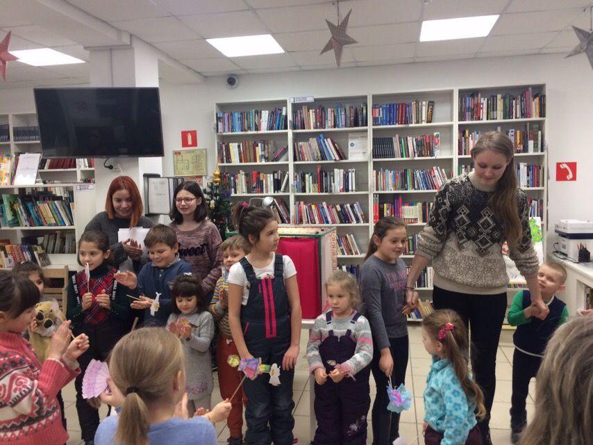 Библиотека КИБО в Сосенском. Фото: предоставили в библиотеке №261 в Сосенском
