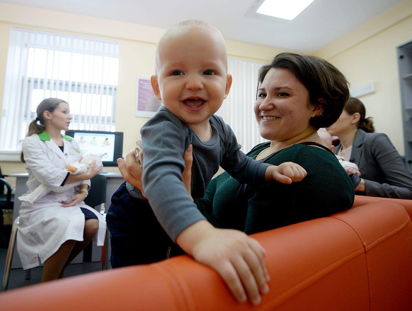 Возведение поликлиники запланировали во Внуковском. Фото: архив, «Вечерняя Москва»