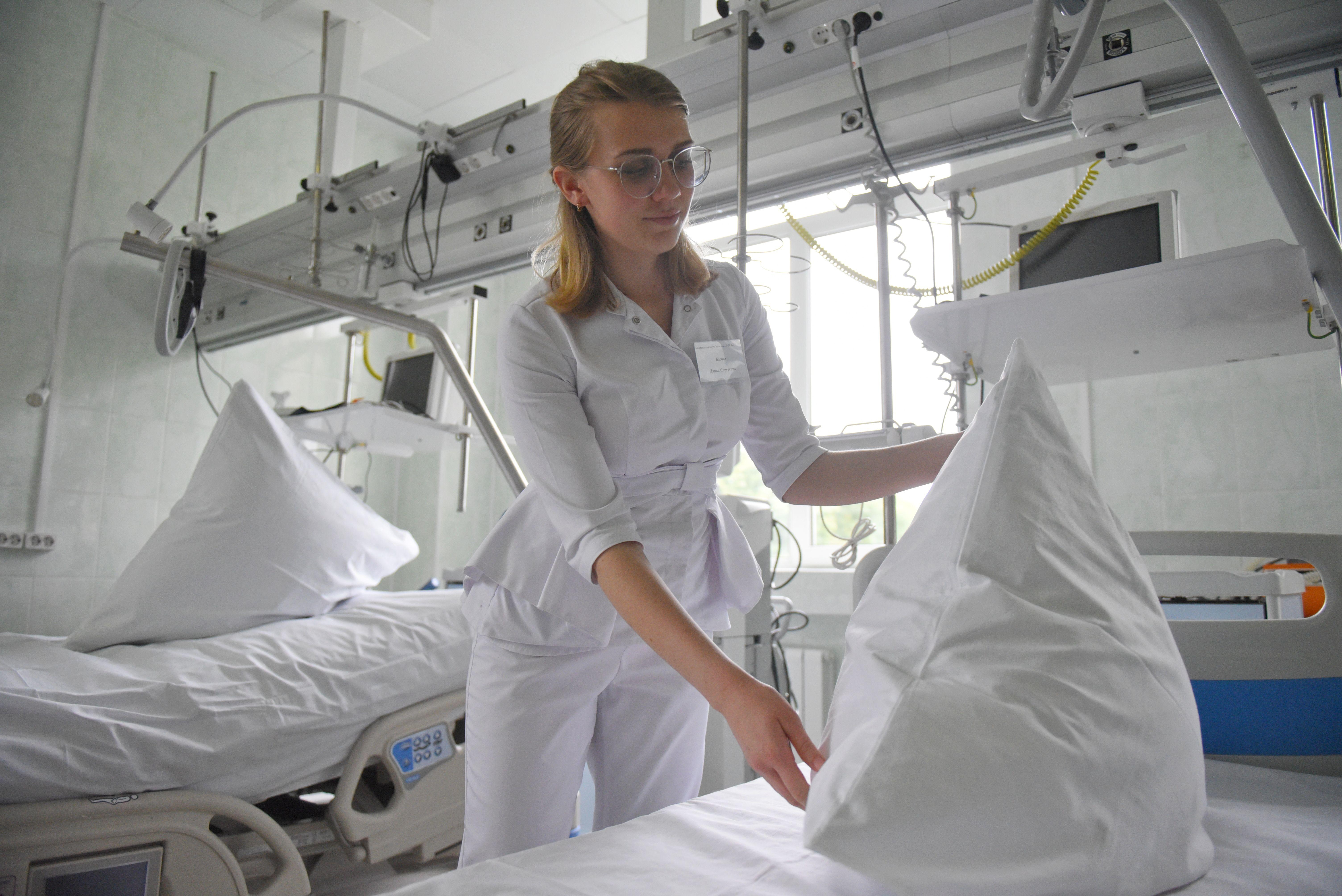 Медицинский центр появится в Сосенском
