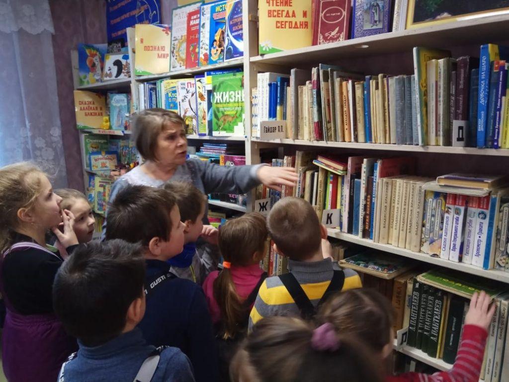 Детям из Рязановского расскажут о редких книгах