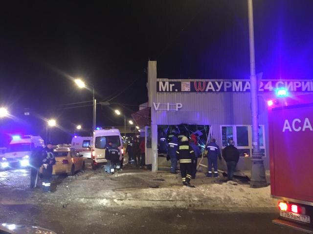 В Новой Москве возбуждено уголовное дело по факту ДТП со смертельным исходом