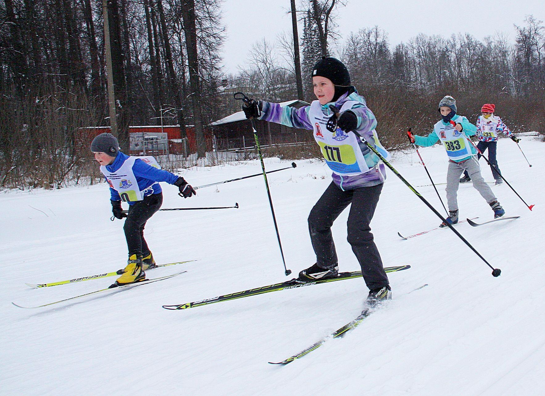 В Троицке юные лыжники посоревнуются в гонке. Фото: Павел Волков, «Вечерняя Москва»