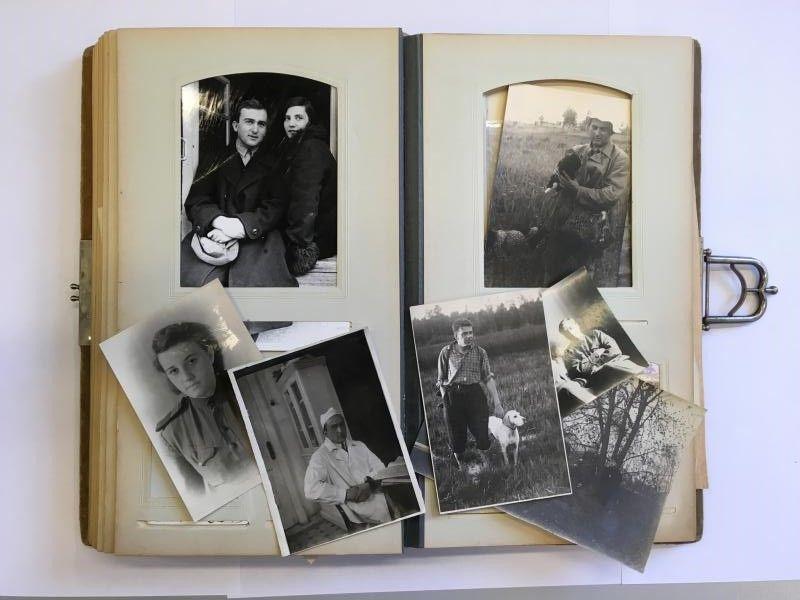 Фотографии участников Великой Отечественной войны представят на выставке. Фото: архив. «Вечерняя Москва»