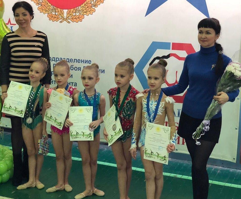 Гимнастки из Щербинки выступят на открытом турнире