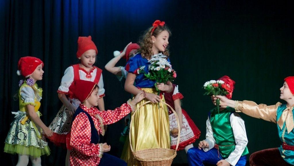 Несколько театральных постановок представят дети из Рязановского