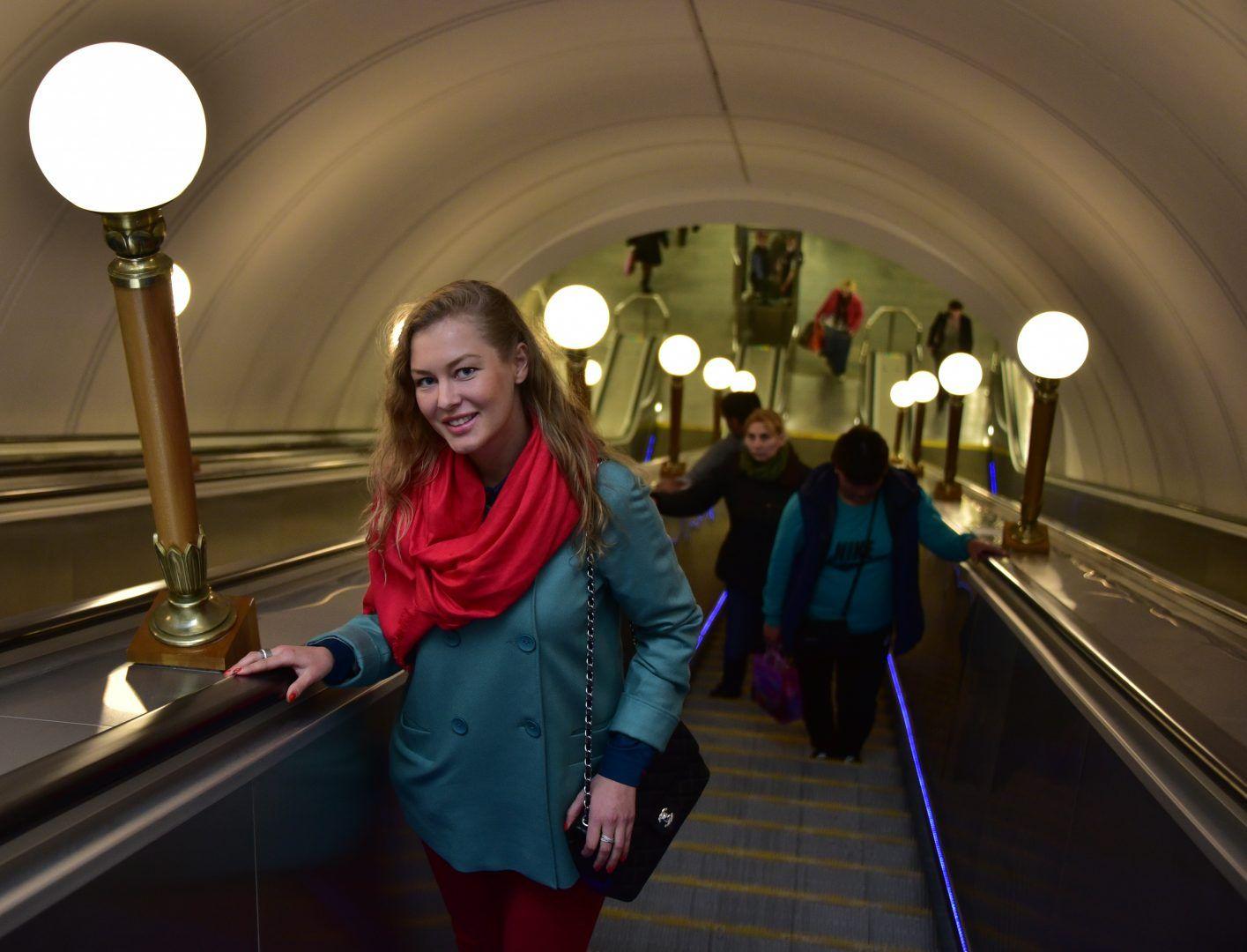 Эскалаторы будут изготовлены из современных негорючих материалов. Фото: Антон Гердо