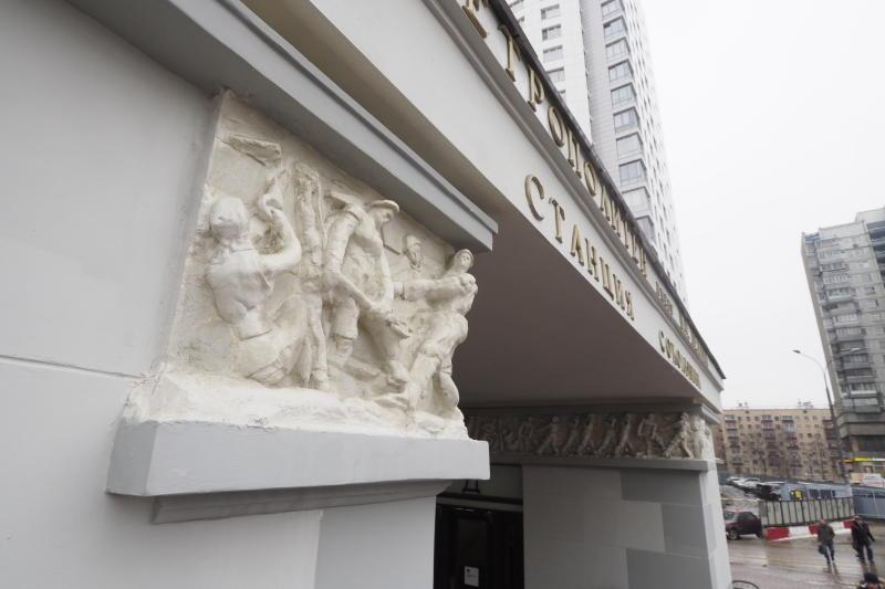 Москва реализует крупнейшую в мире программу реставрации памятников