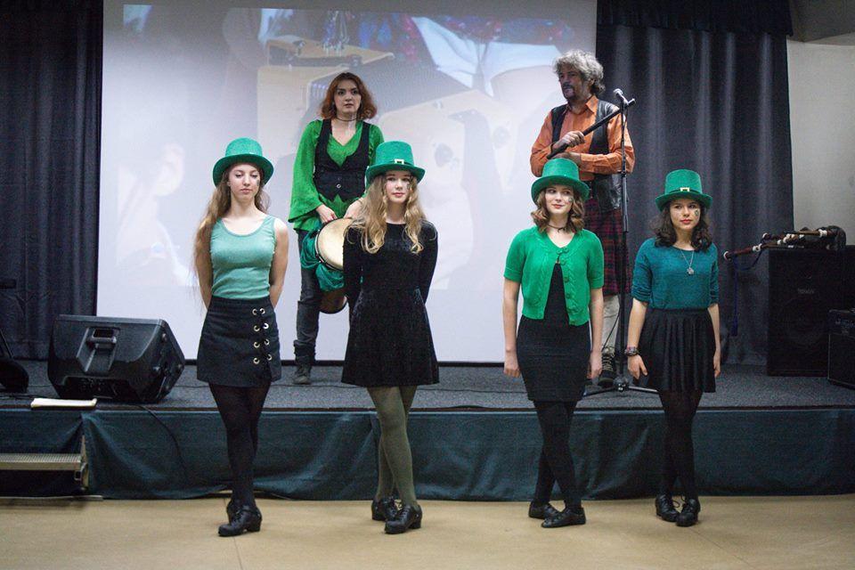 Выступление коллектива «Кейли». Фото: Валентина Таран
