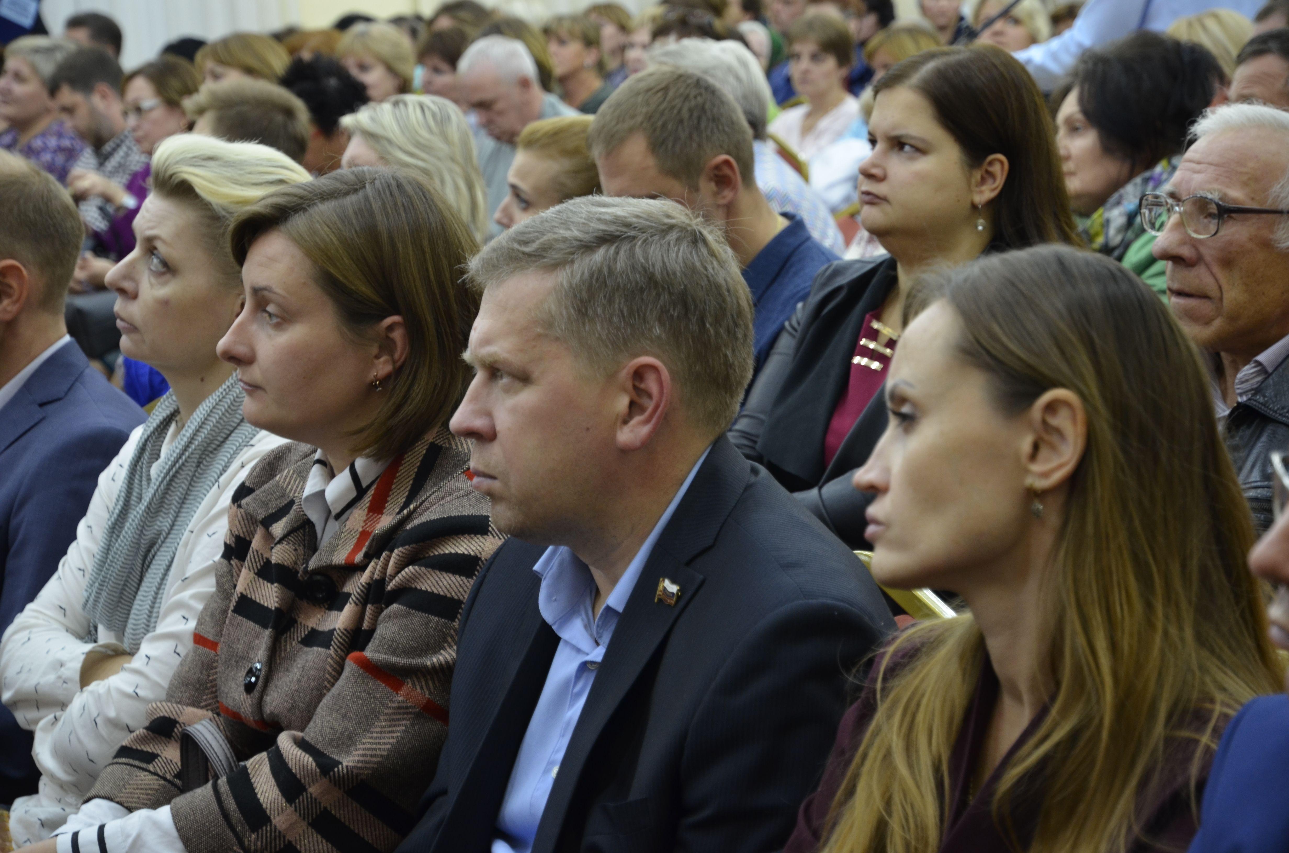 Познавательная конференция состоится в Сосенском