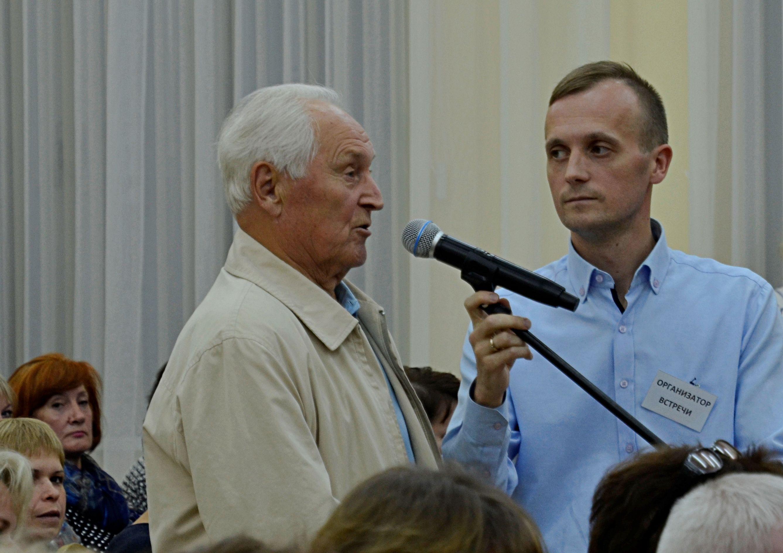 Встречи с депутатом состоятся в Марушкинском. Фото: Анна Быкова