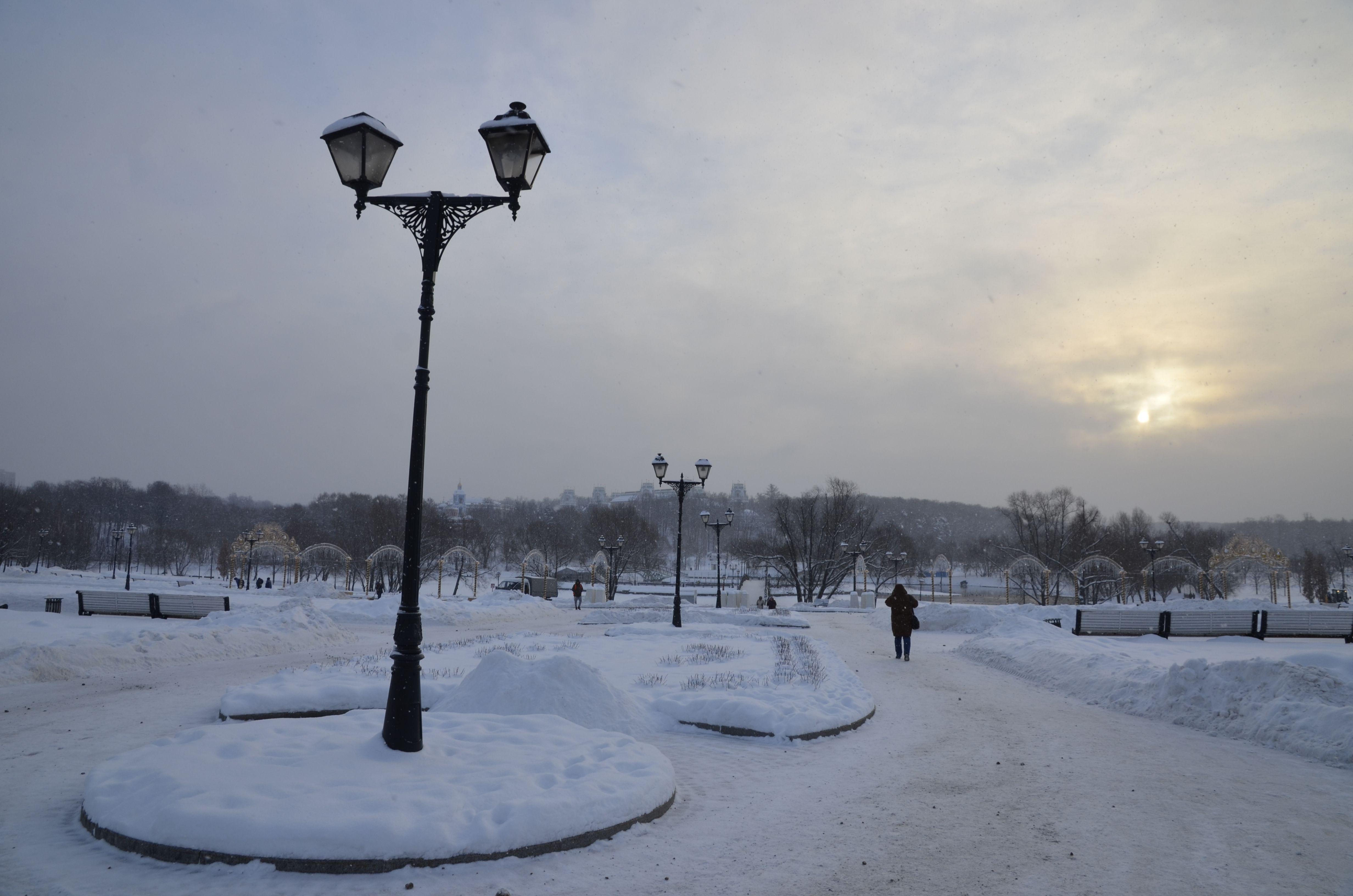 Специалисты подготовят территорию Внуковского к весенне-летнему периоду