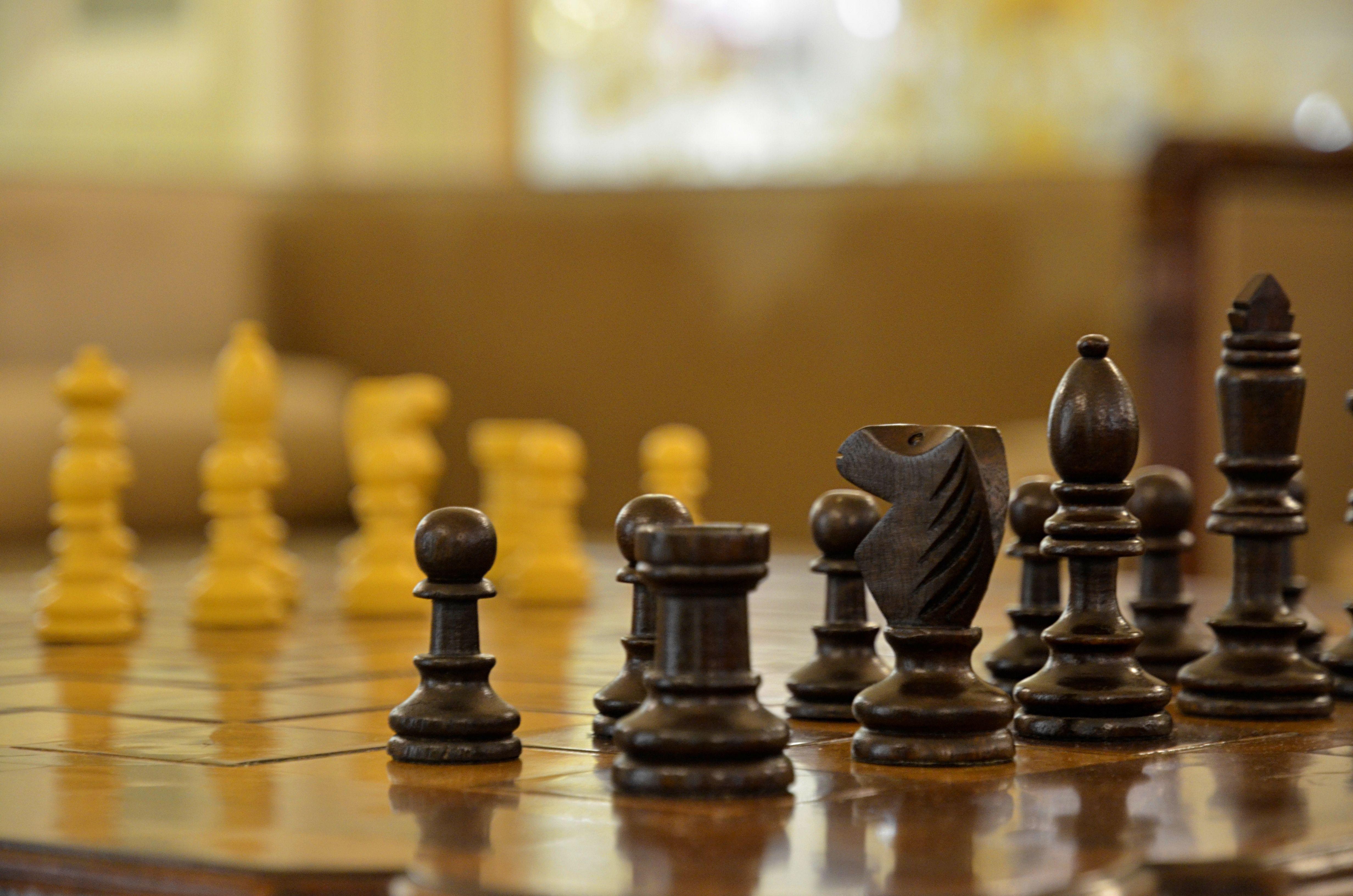 Шахматисты из Краснопахорского выступят на окружных соревнованиях