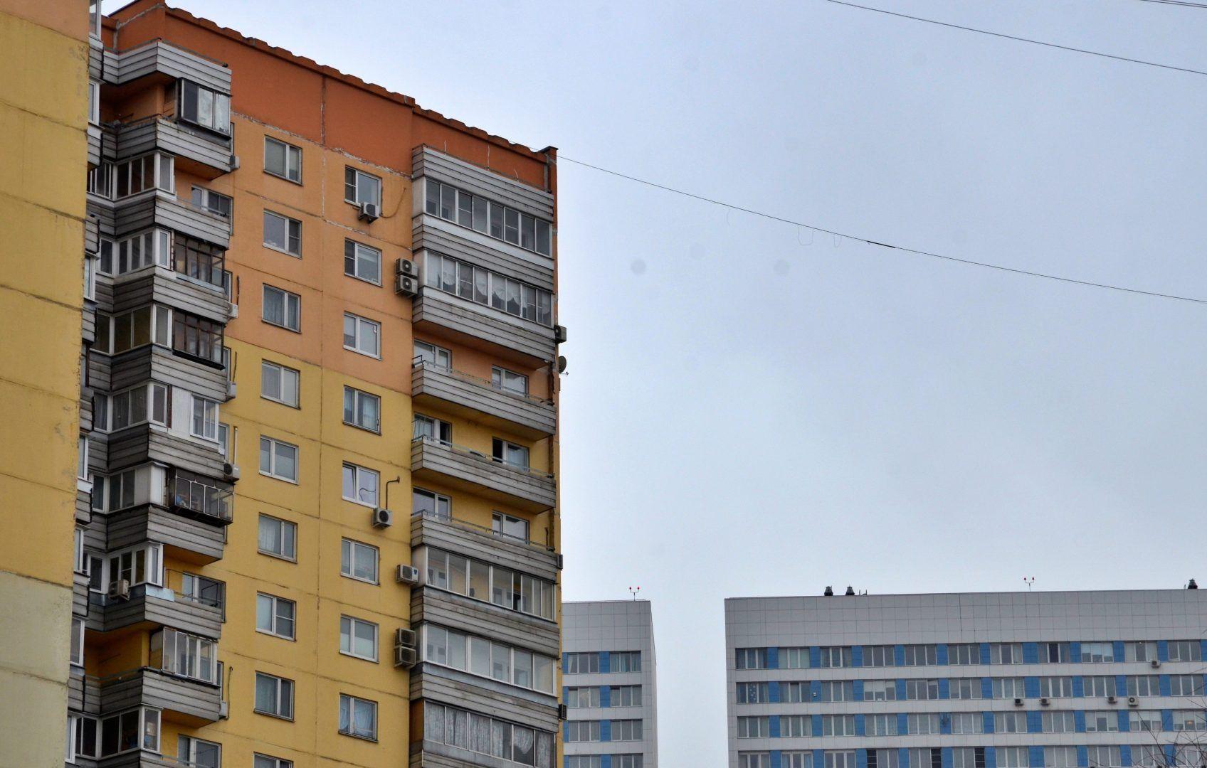 Новые дома построят в Михайлово-Ярцевском. Фото: Анна Быкова