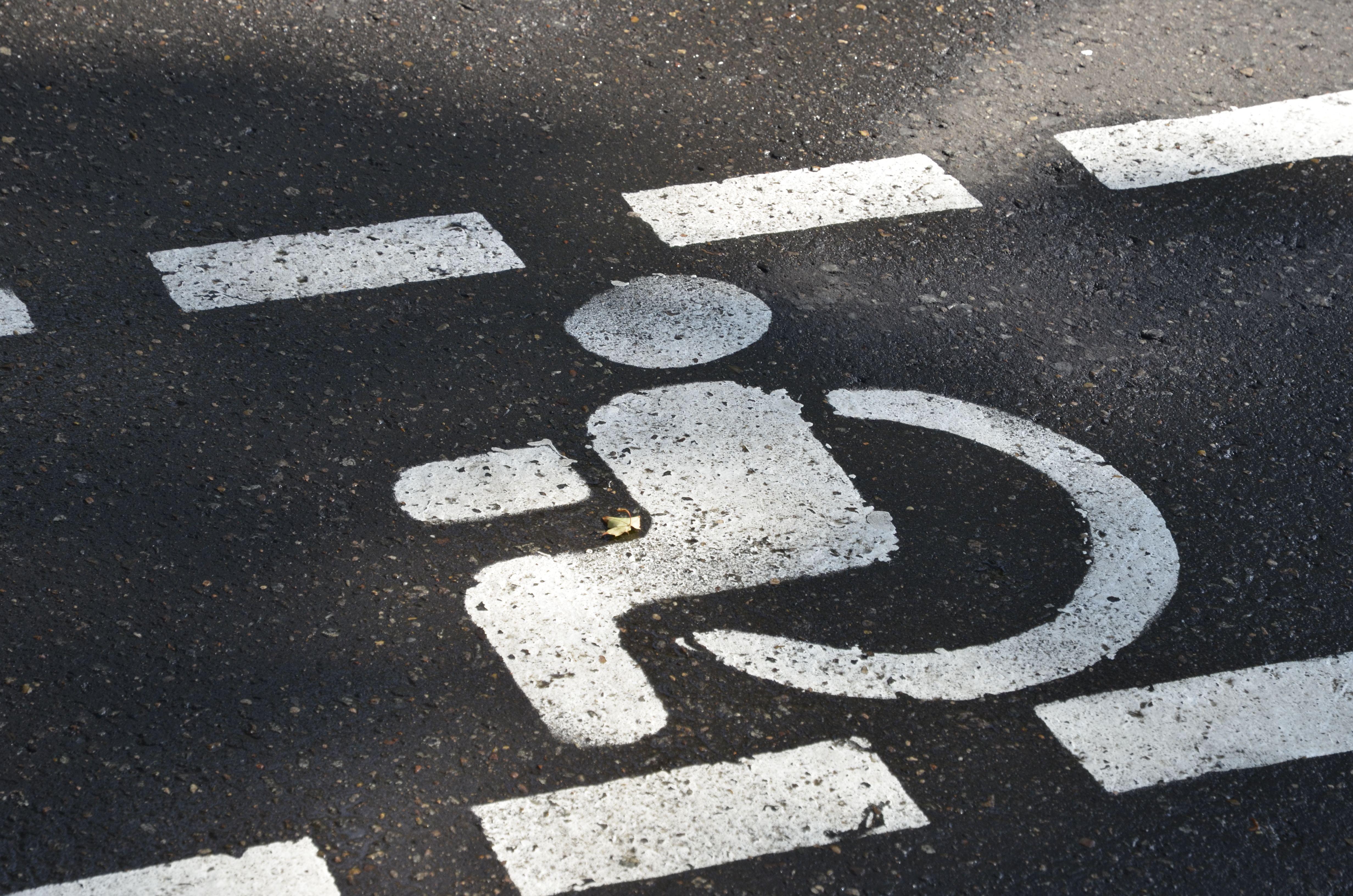 Новые парковки для автомобилистов с ограниченными возможностями появятся в поселении Кокошкино