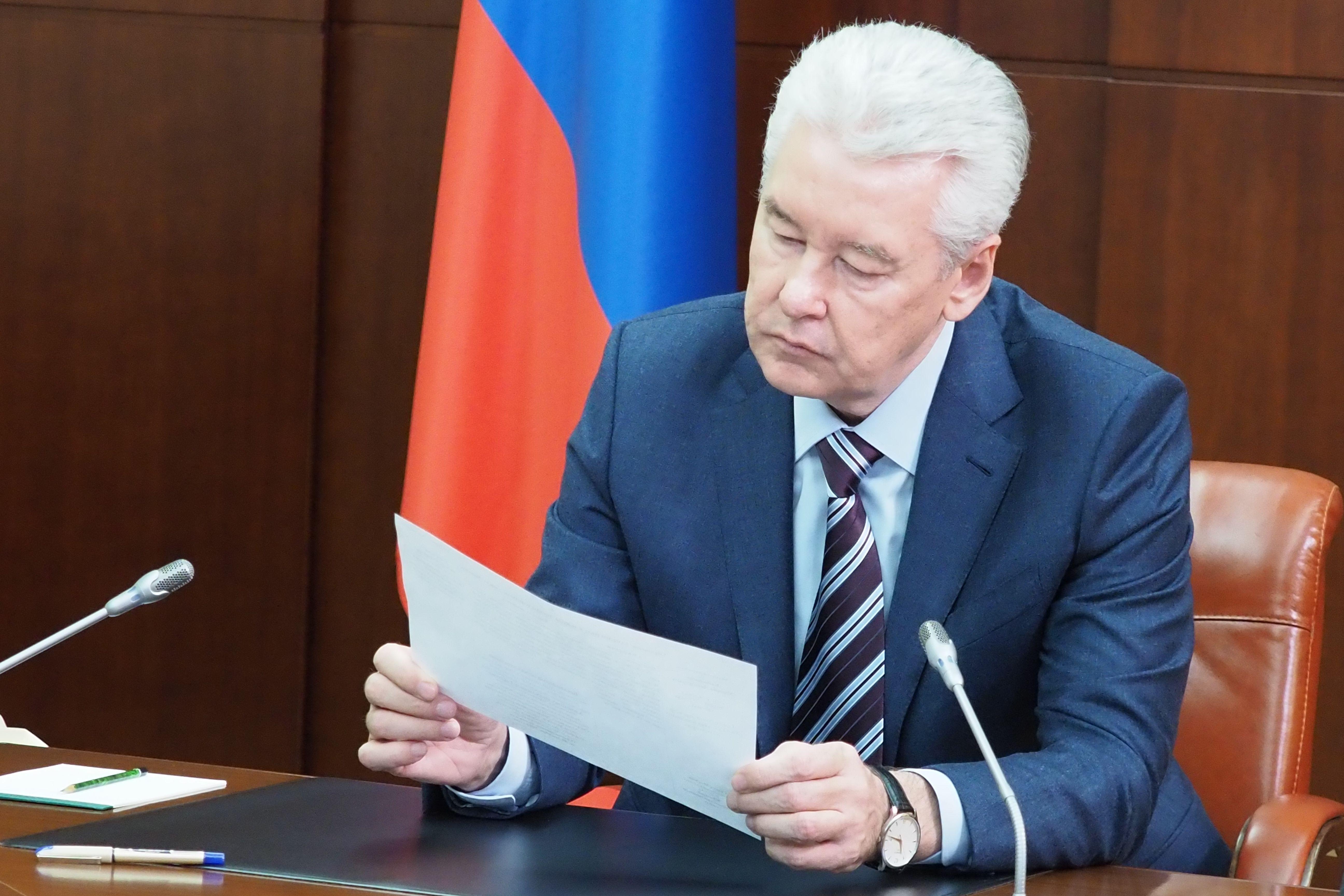 Собянин заявил о новом этапе реализации программы «Мой район»