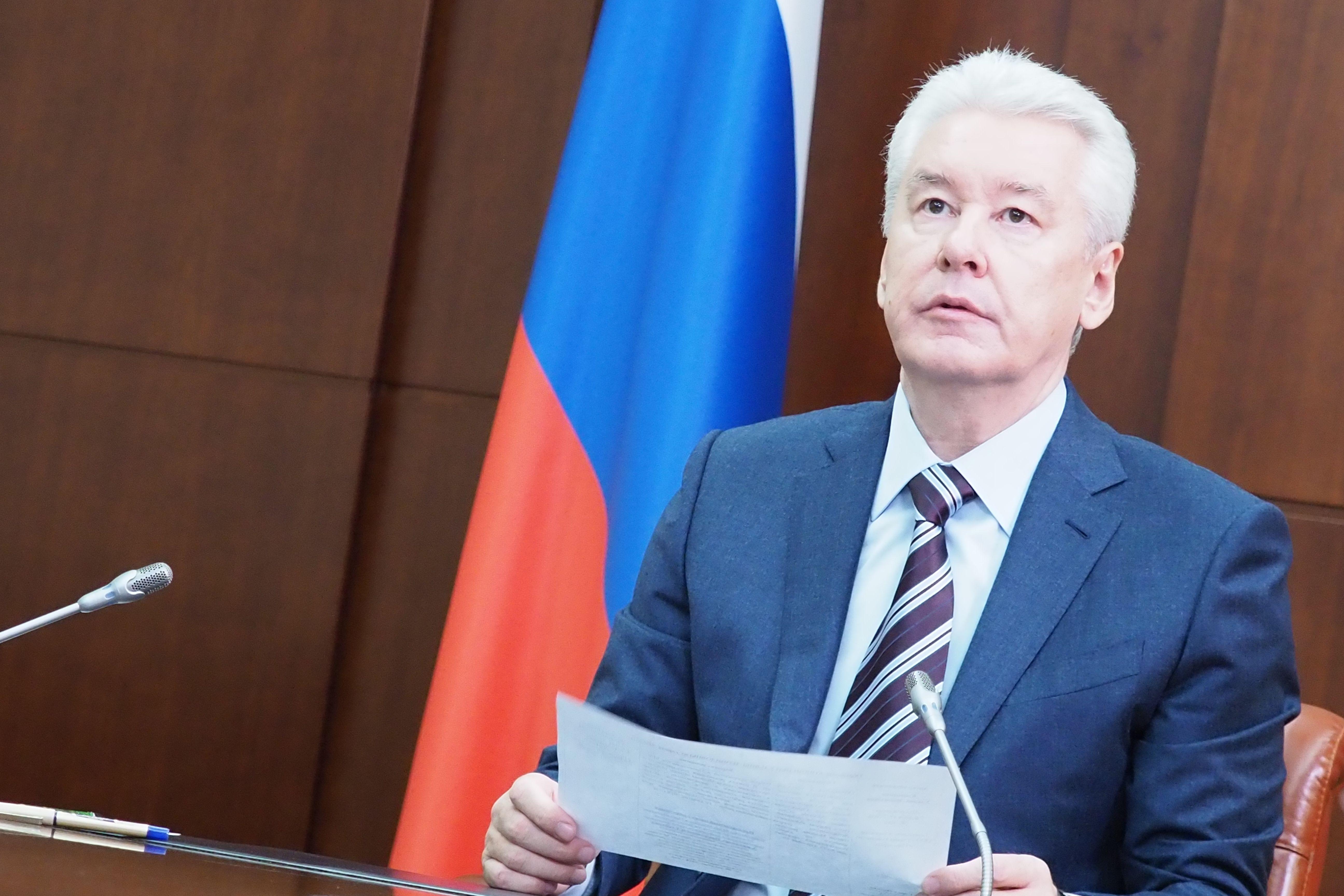 Собянин: Строительство северо-восточного участка БКЛ идет полным ходом