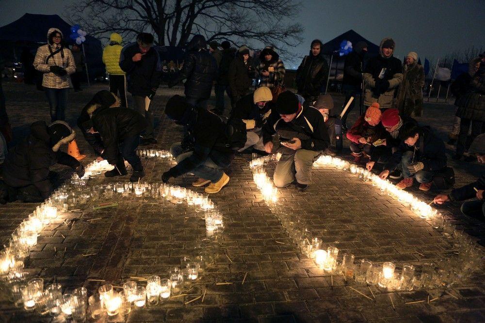 Молодежь из Вороновского поучаствует в акции «Час Земли»