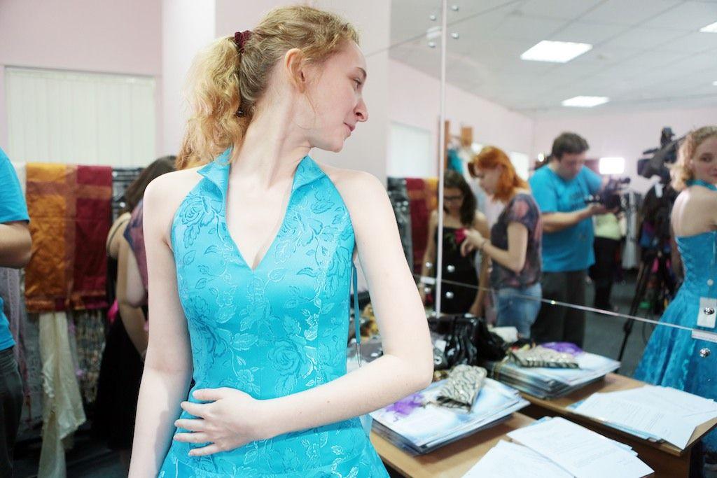 Девочки из Филимонковского поборются за звание «Мисс Школа №1392»
