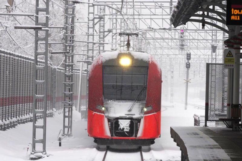 Пассажиропоток Московского центрального кольца увеличился на 17 процентов