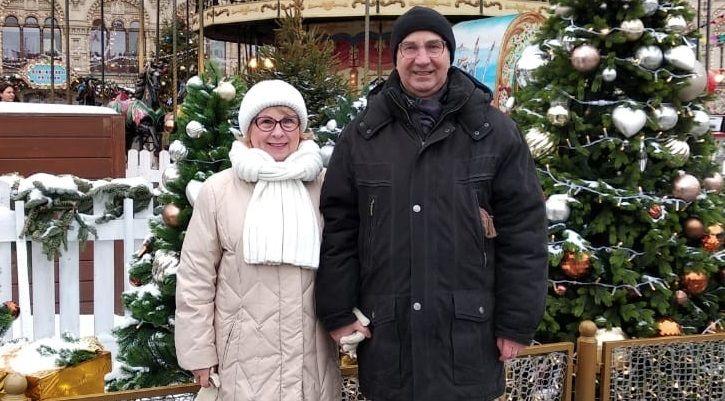 История из «Доброго автобуса»: как жители Щербинки нашли свою любовь