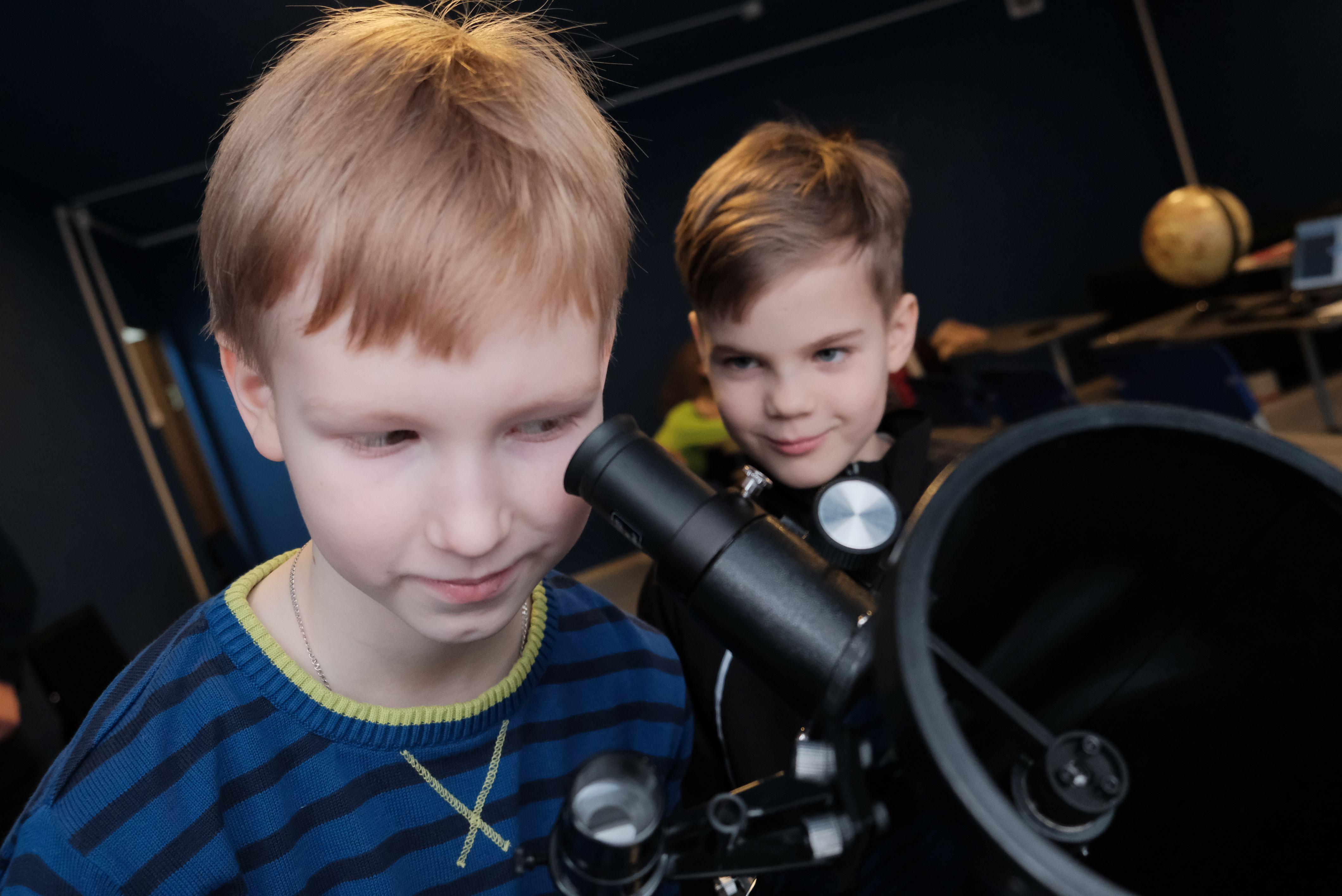 Конкурс «В небо к звездам» проведут для детей в Филимонковском