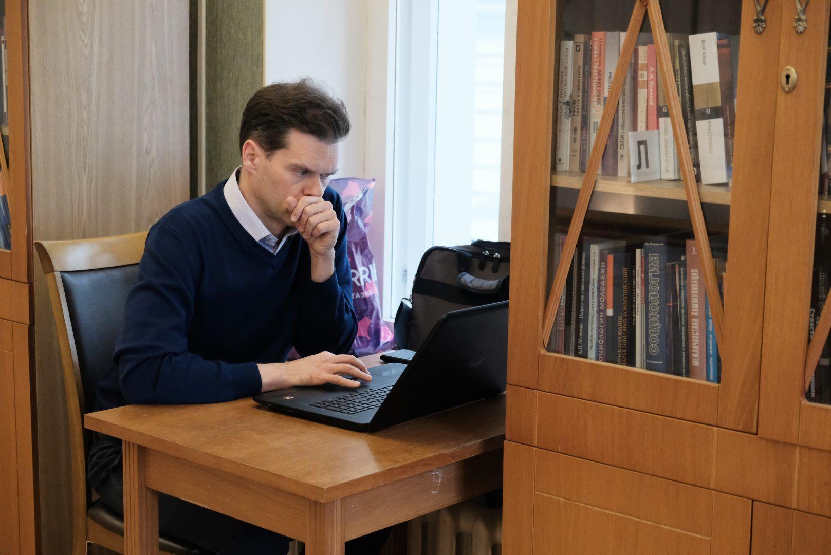 Воспользоваться Wi-Fi можно в большинстве городских читален. Фото: Максим Аносов