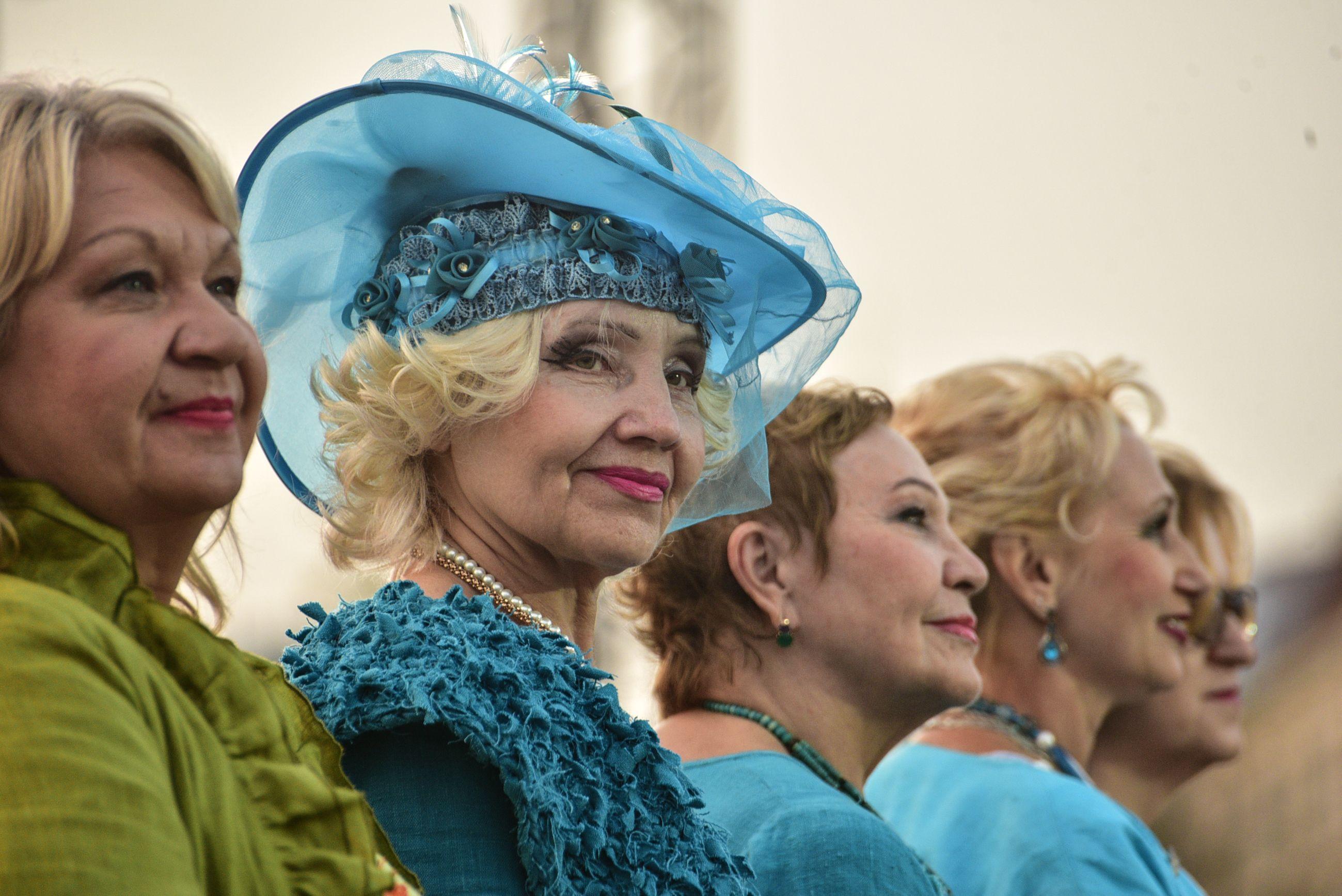 Жительницы Щербинки получат музыкальный подарок