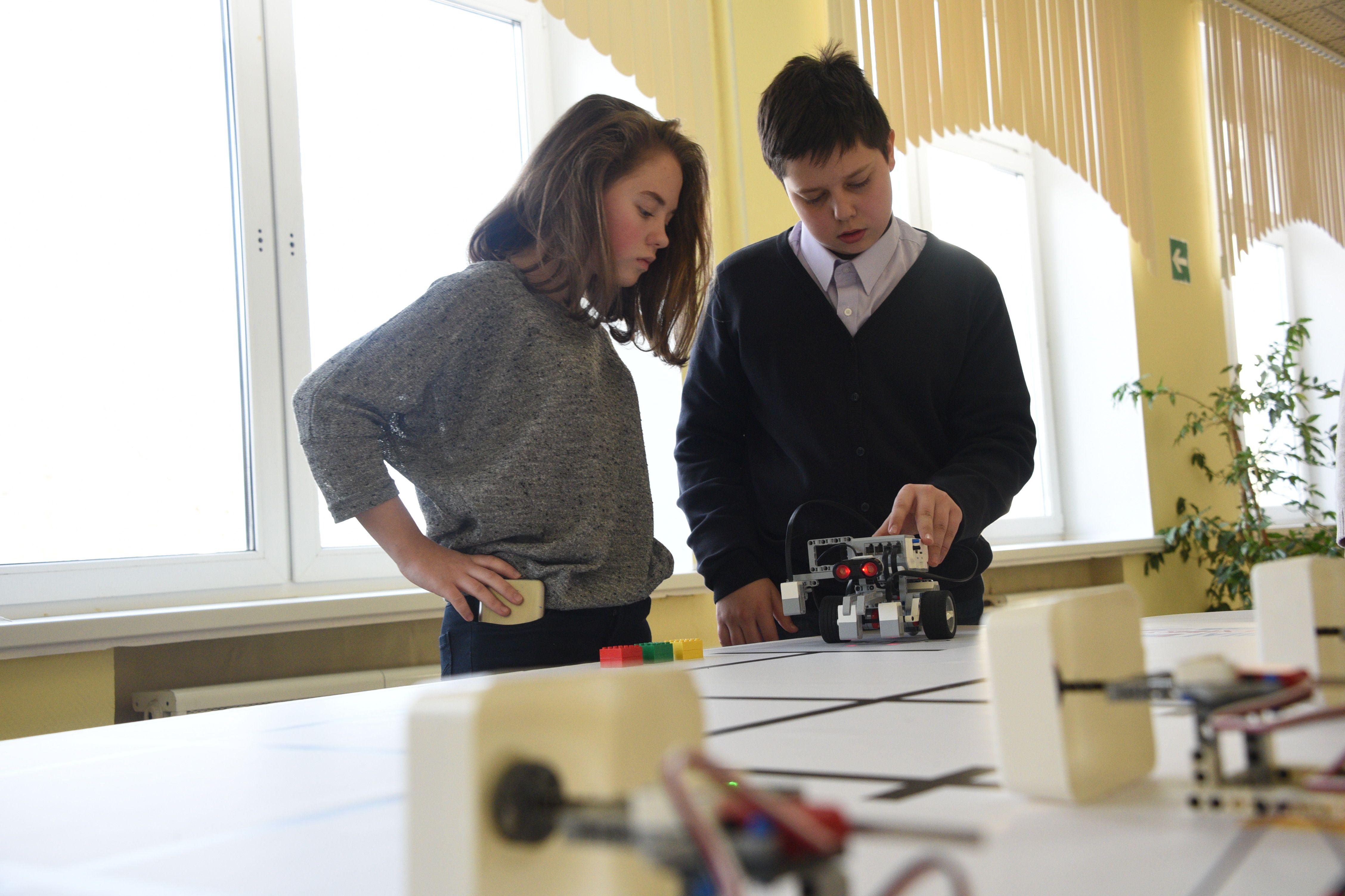 Учебный корпус планируют построить в Московском