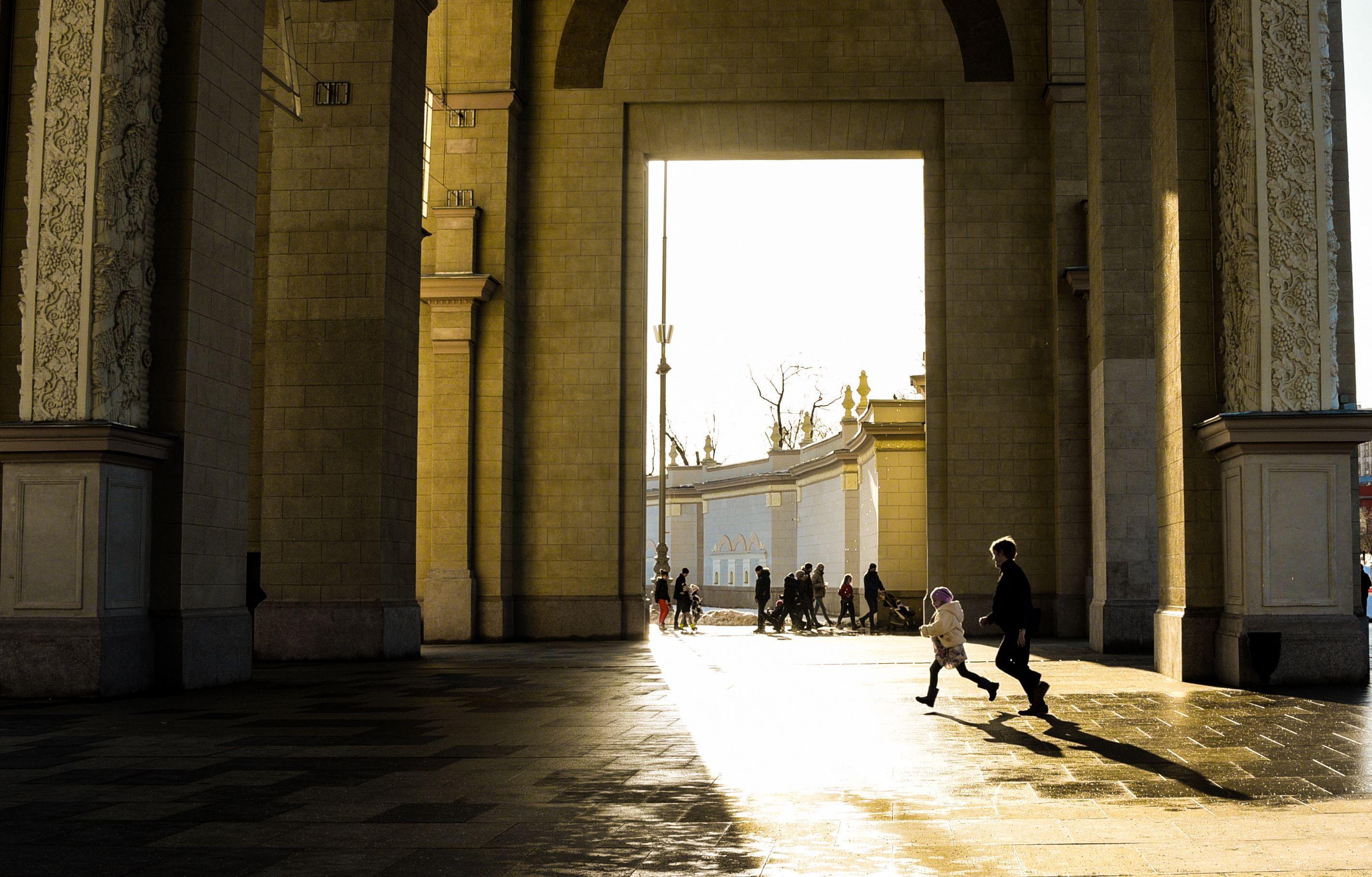 Теплая погода установится в выходные дни.Фото: «Вечерняя Москва»