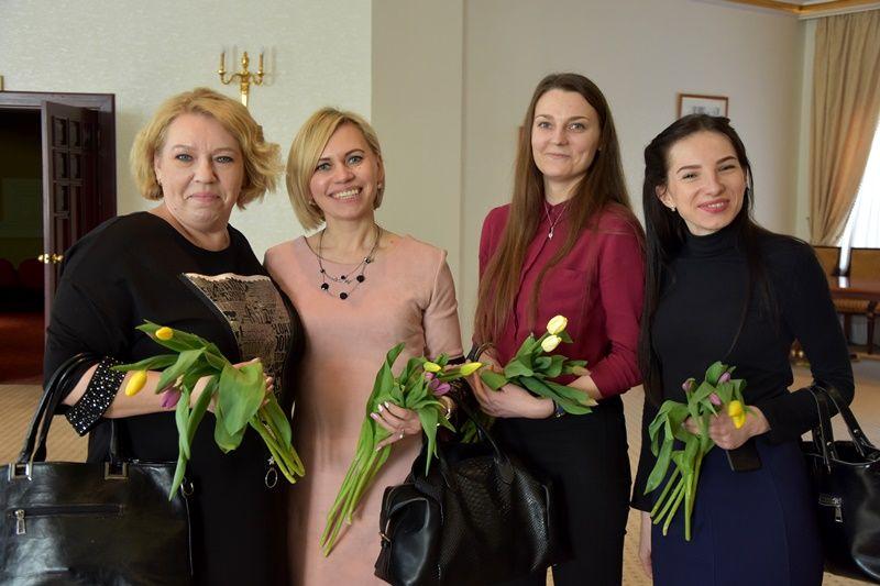 В УВД по ТиНАО состоялся праздничный концерт, посвященный Международному женскому дню 8 Марта