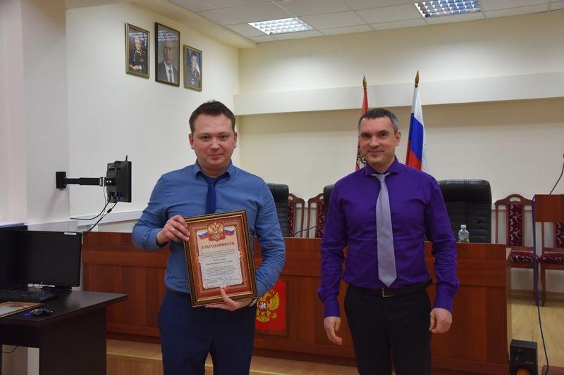 Начальник УВД по ТиНАО Шамиль Сибанов поздравил сотрудников подразделения экономической безопасности и противодействия коррупции с 82-ой годовщиной образования в системе органов внутренних дел