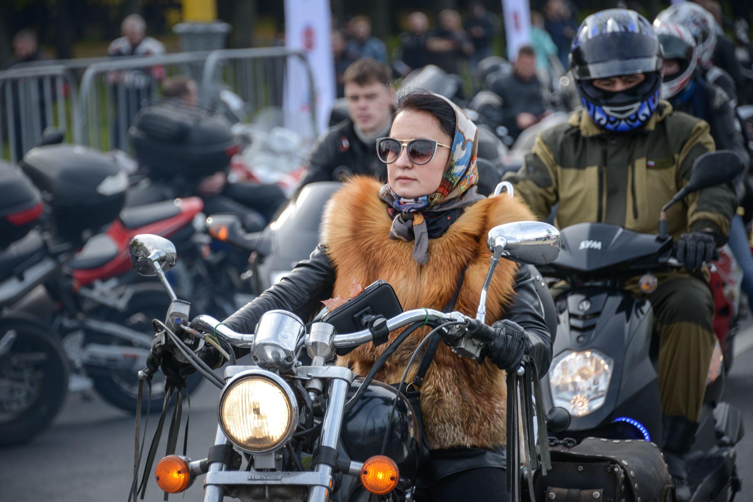 Весенний мотофестиваль продлится в Москве два дня