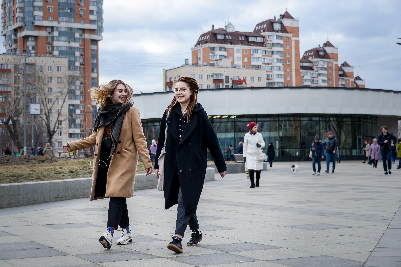 Москвичам рассказали о погоде в четверг