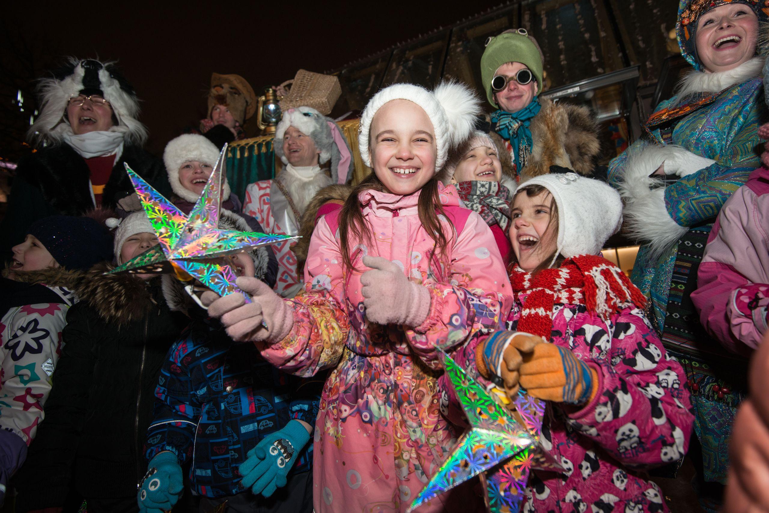 Яркие мероприятия подготовят для жителей Новой Москвы в праздничные выходные