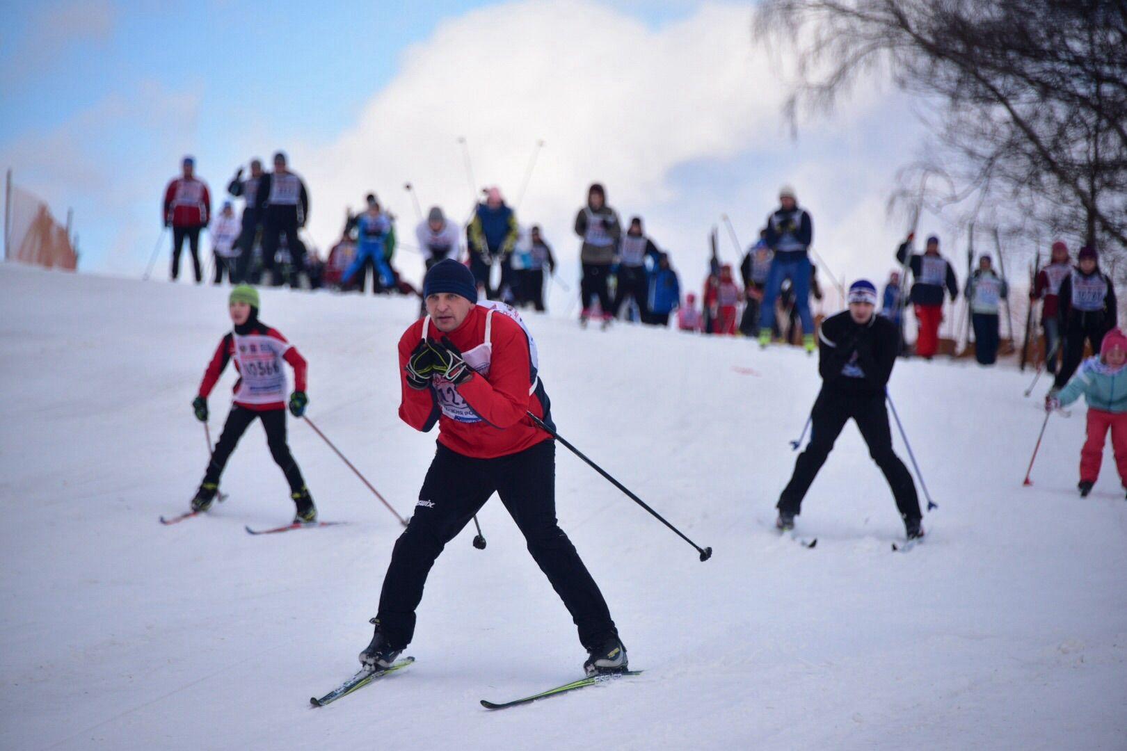 Лыжные соревнования пройдут в Троицке. Фото: «Вечерняя Москва»