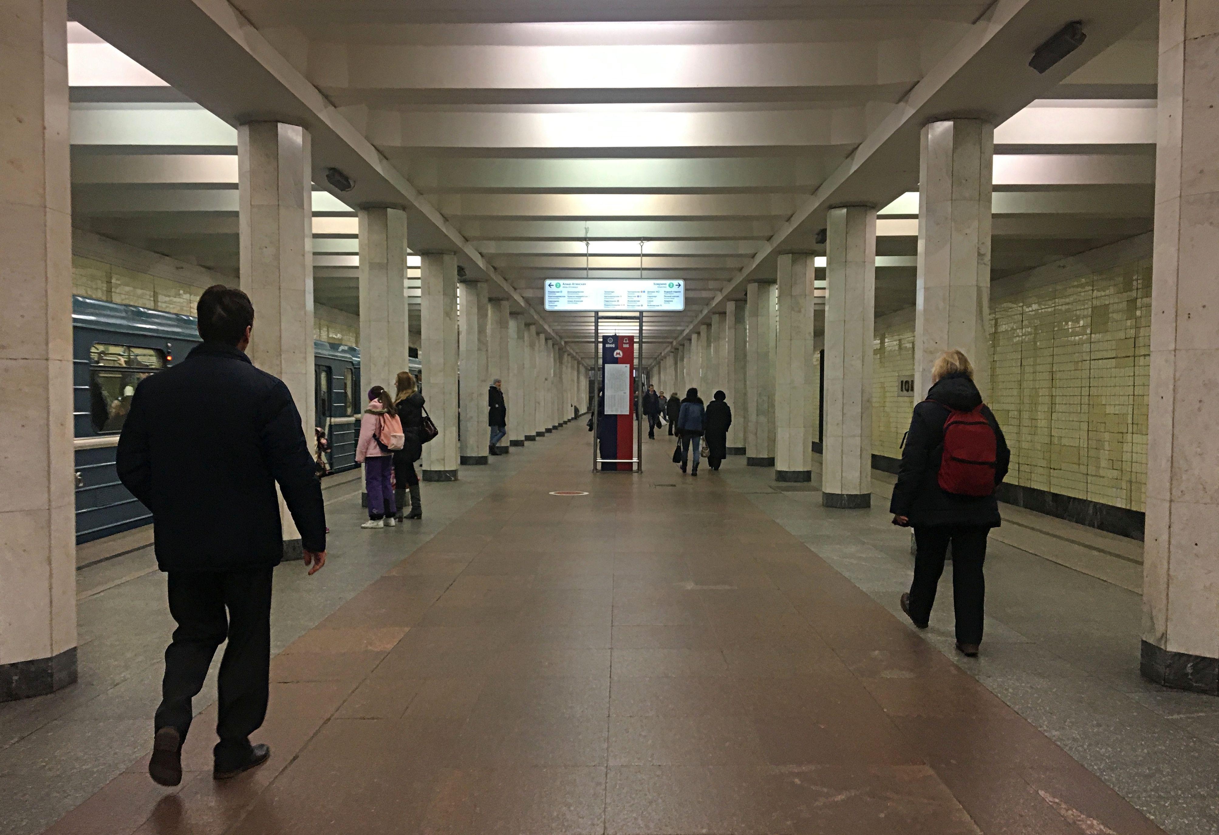 Проект по строительству Коммунарской линии метро изменили