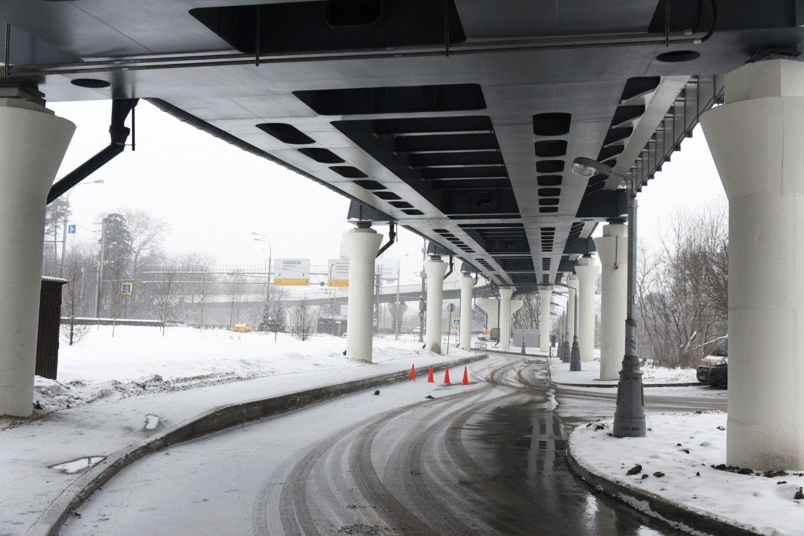 Автотрассу построят в Новой Москве в 2020 году. Фото: Владимир Новиков, «Вечерняя Москва»