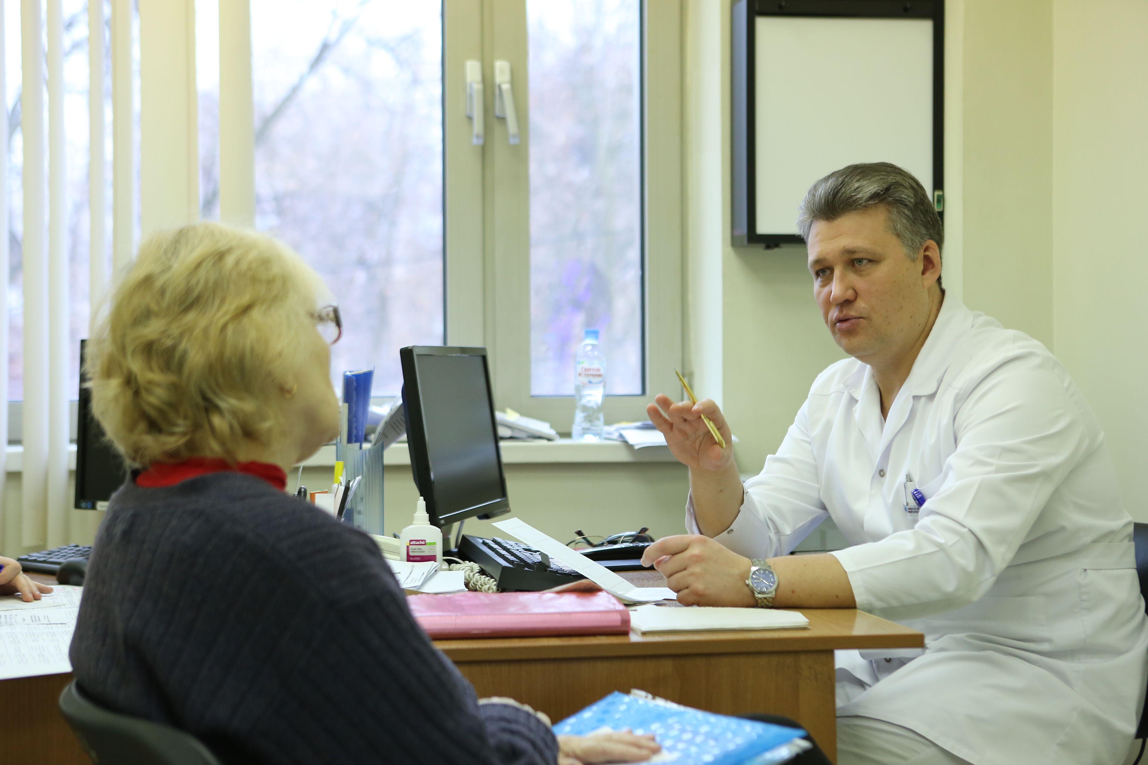 Столичные больницы в апреле проведут дни открытых дверей. Фото: Алексей Орлов, «Вечерняя Москва»