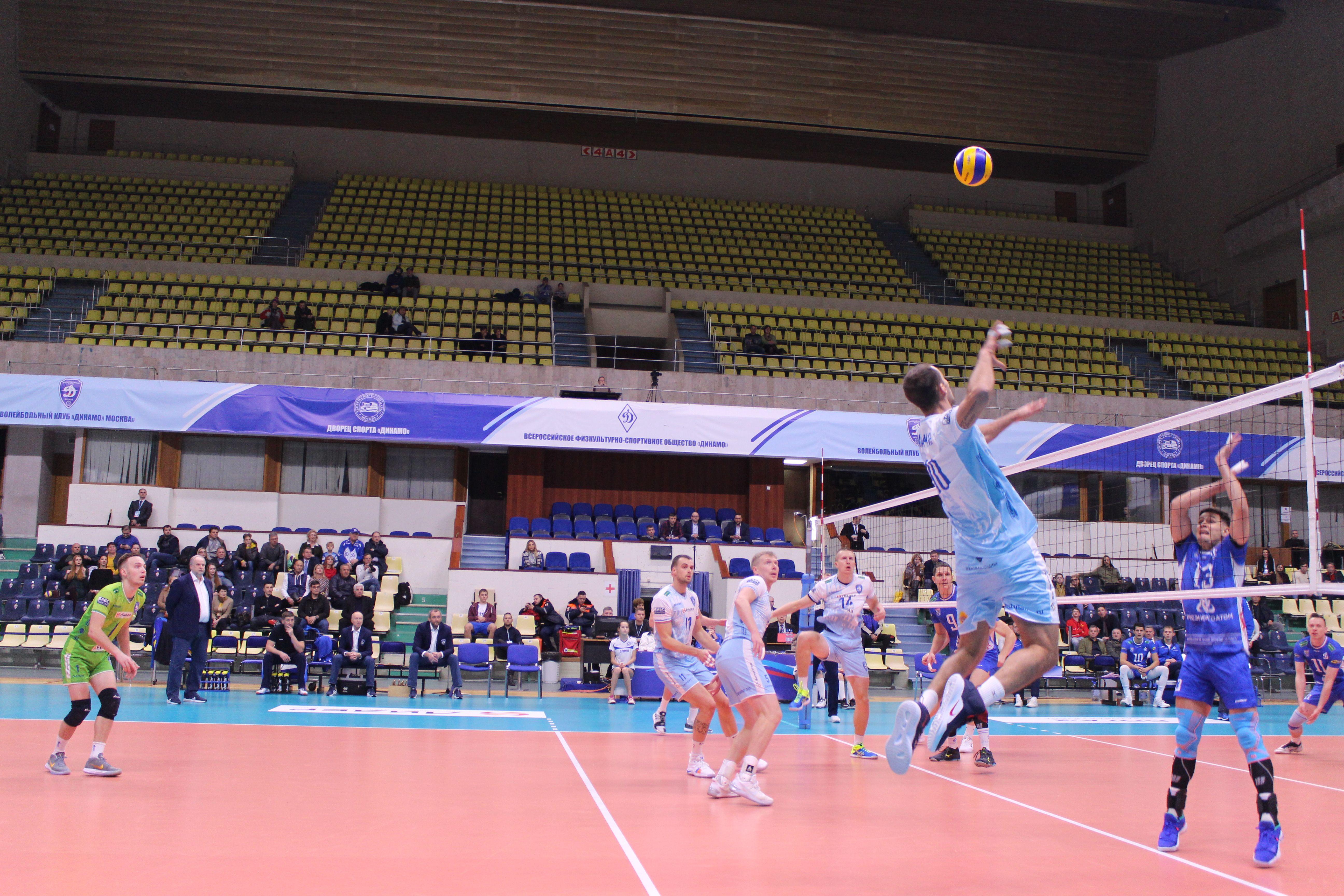 Активисты из Внуковского проведут соревнования по волейболу