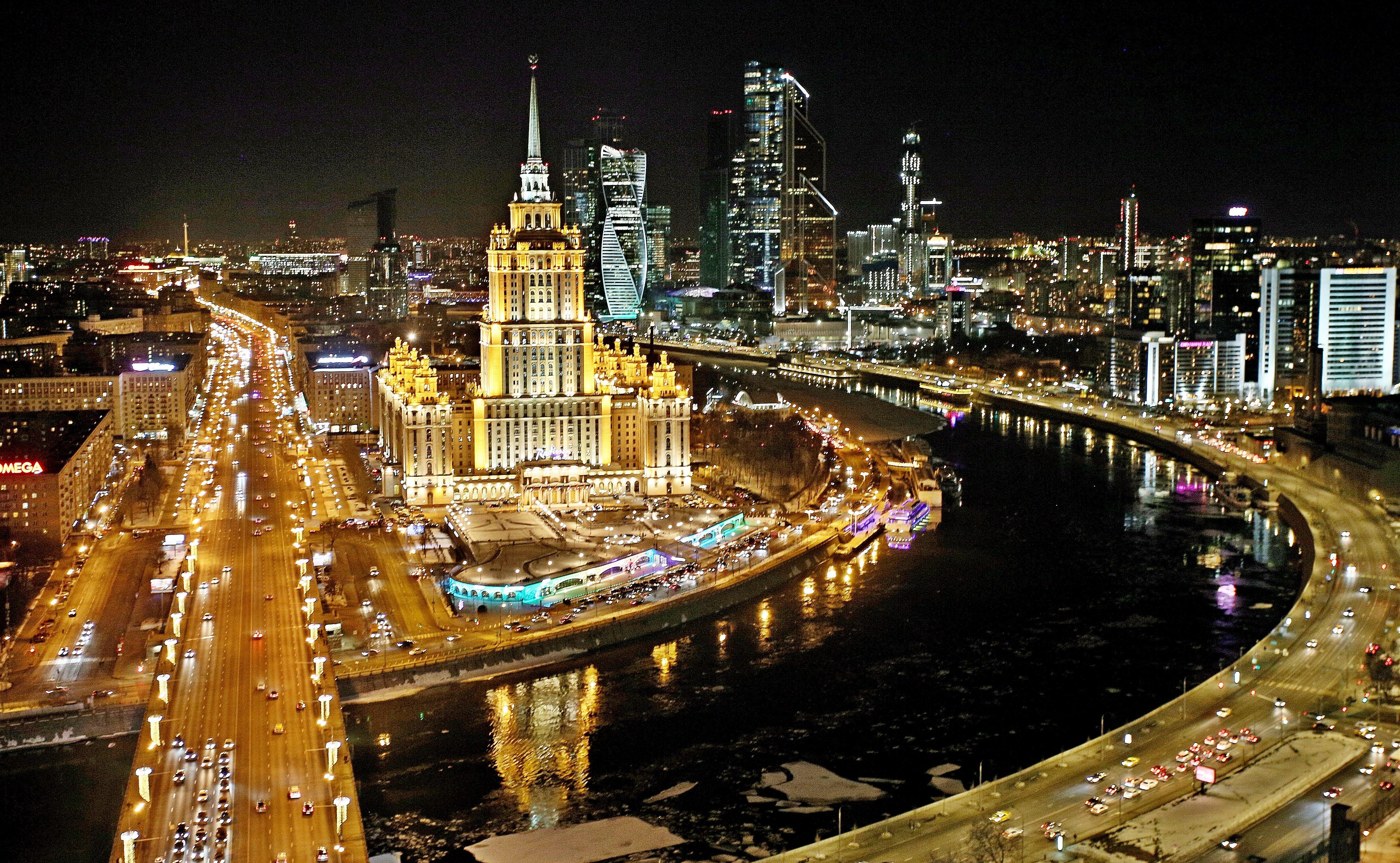 Парки Москвы присоединятся к акции «Час Земли»