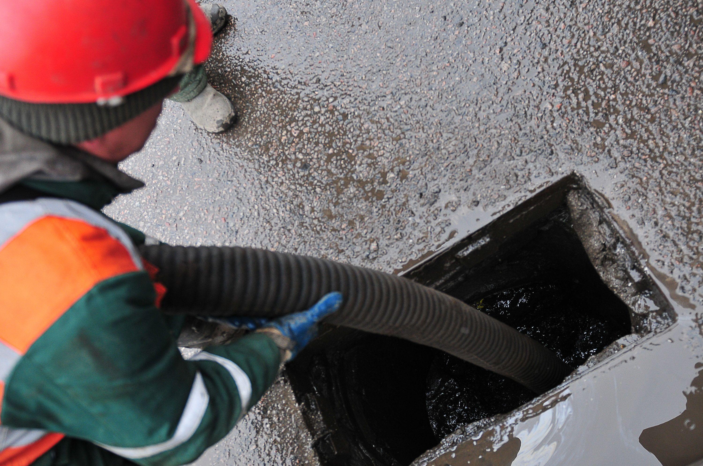 Строительство канализационной станции закончат до конца 2021 года в Прокшине