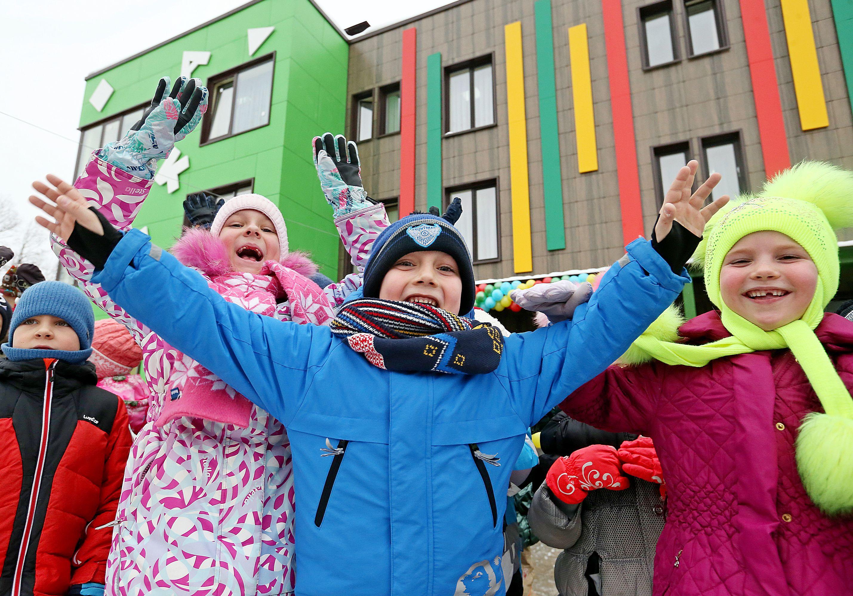 Строительство образовательного корпуса школы №2070 запланировали в Новой Москве