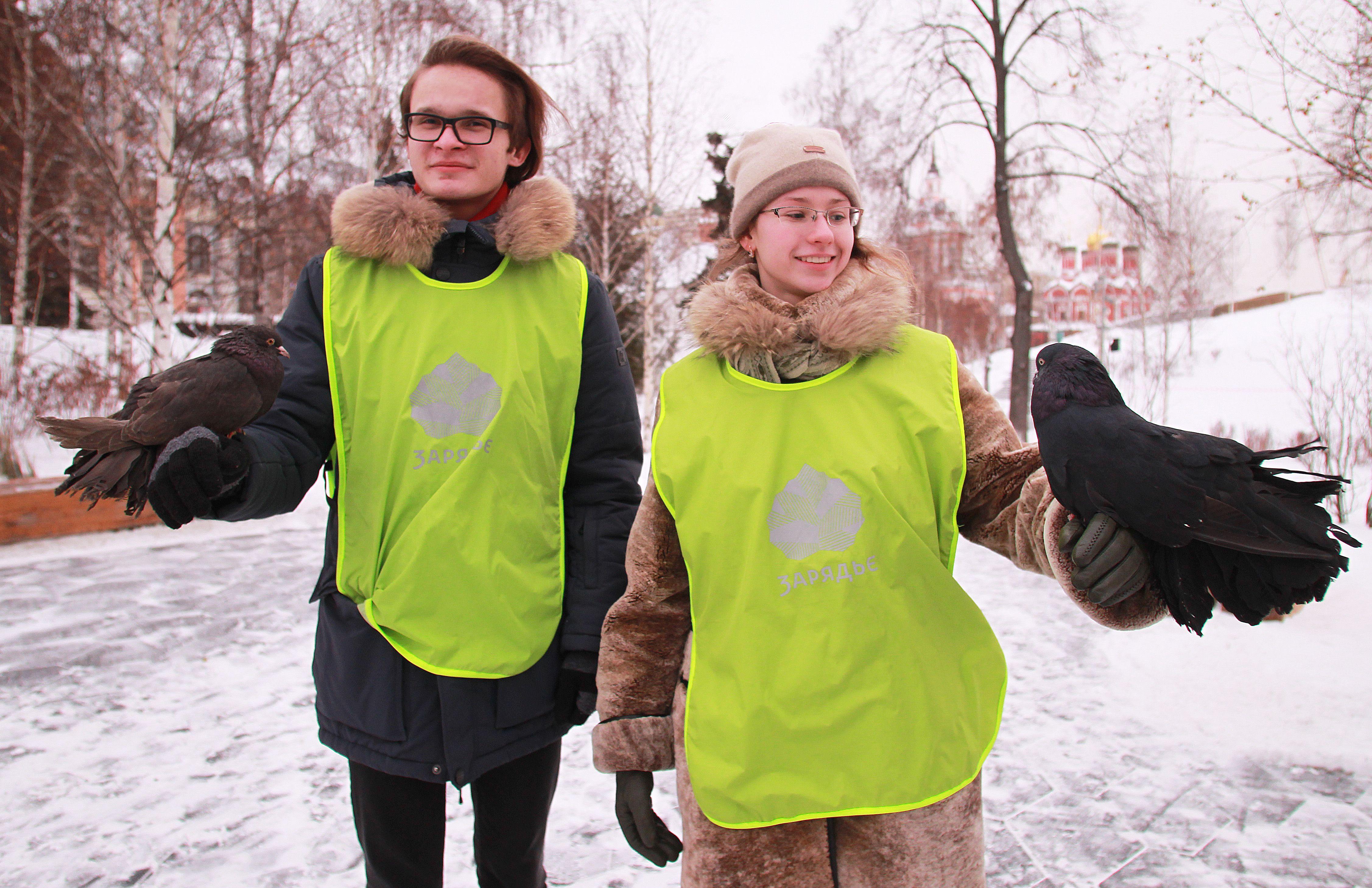 В Москве отметят день птиц квестами и мастер-классами