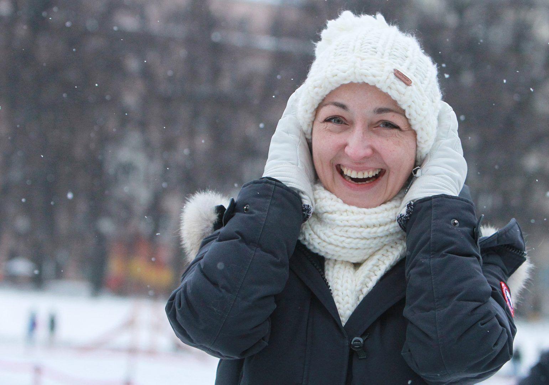 Танцевальное мероприятие во дворе проведут в Сосенском. Фото: Наталия Нечаева «Вечерняя Москва»