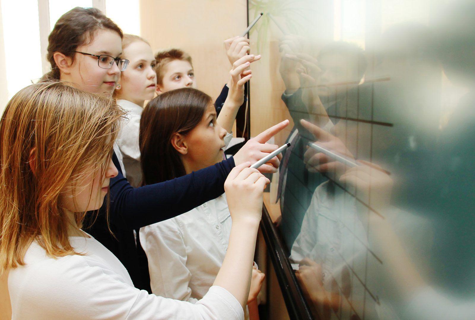 Детям из Краснопахорского расскажут об экологии. Фото: Наталия Нечаева «Вечерняя Москва»