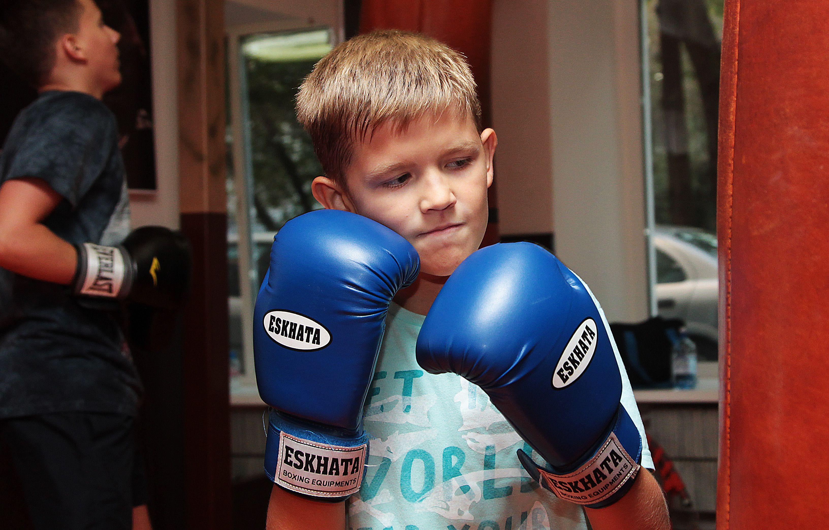 Боксеры из Московского завоевали золото и бронзу в соревнованиях