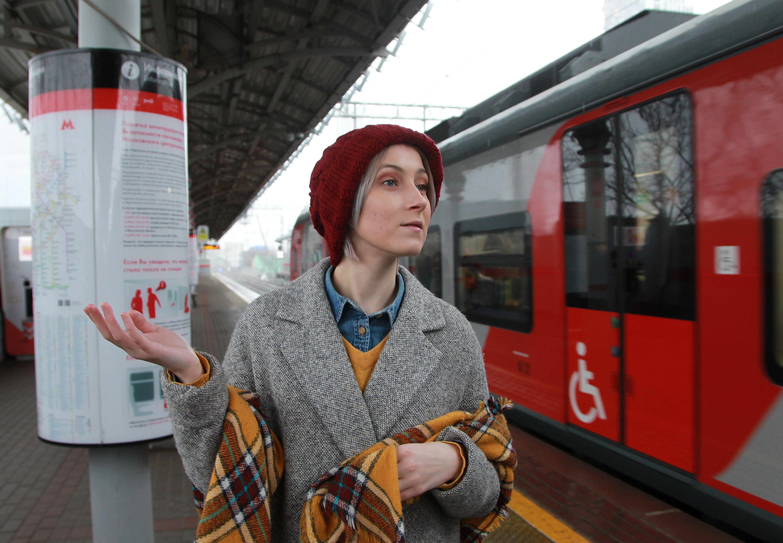 Подсветку на станциях Московского центрального кольца отключат на час