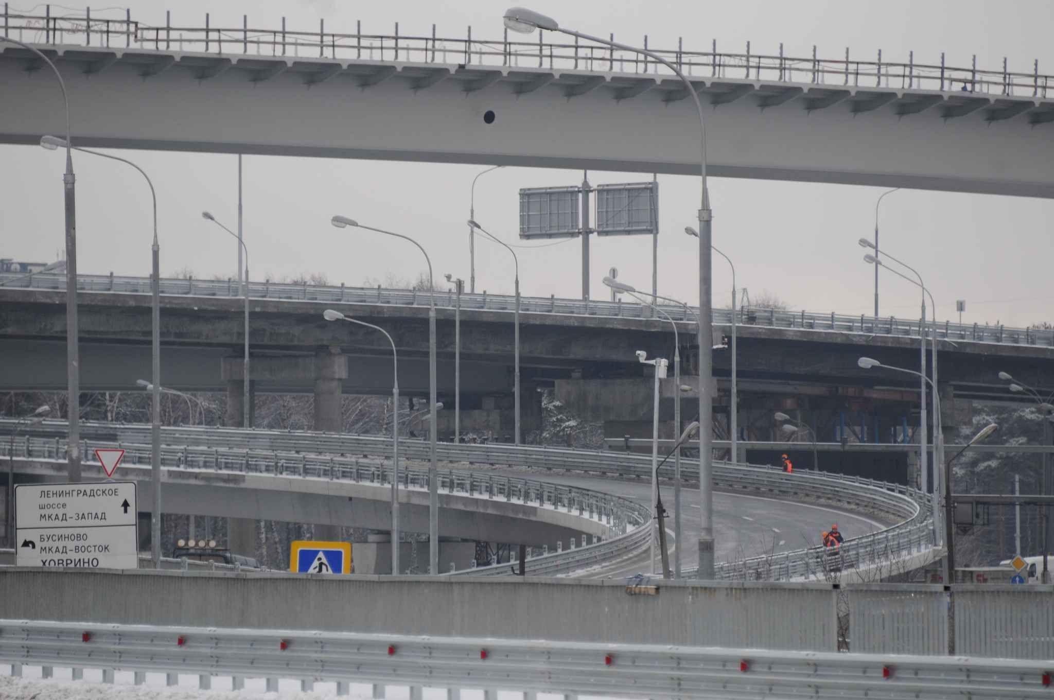 Дорогу от Воскресенского до Щербинки начали строить в Новой Москве