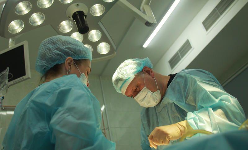 В больнице имени Сперанского открыли операционную для новорожденных